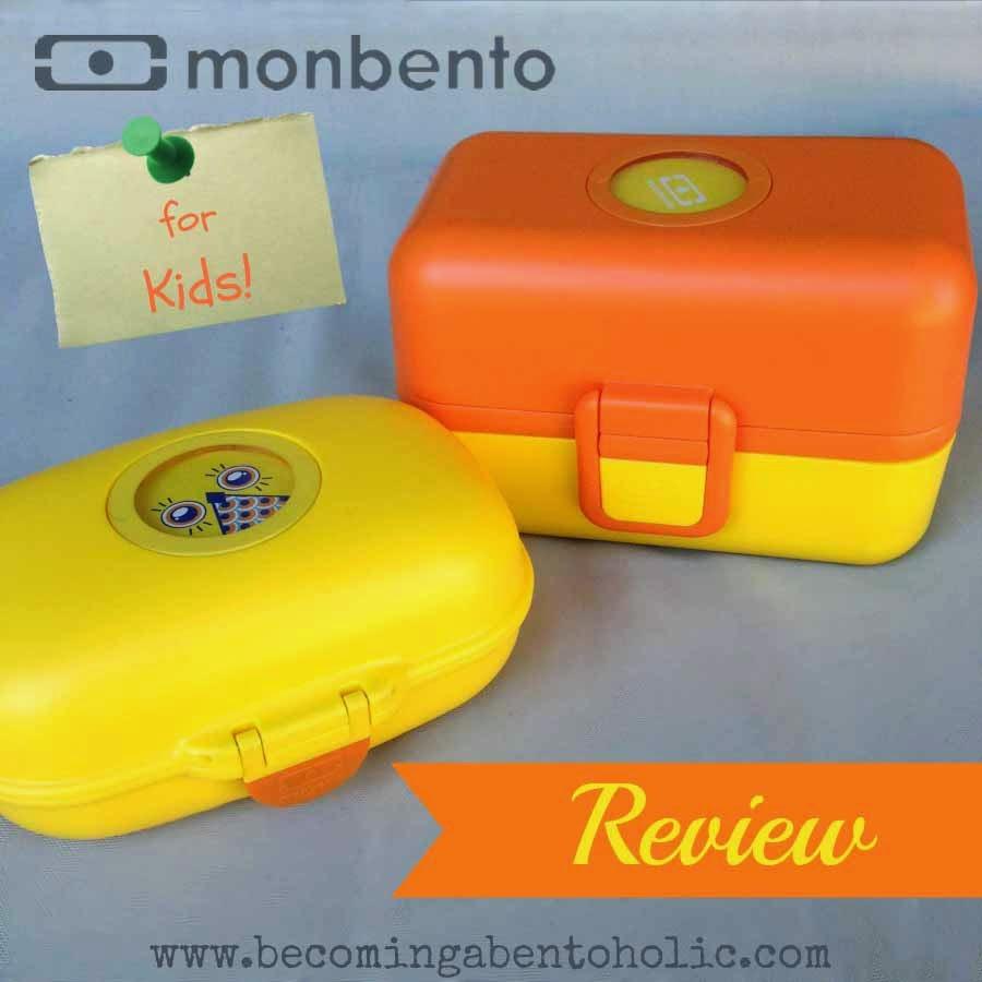 Monbento Kids' Line Review ~ Becoming A Bentoholic