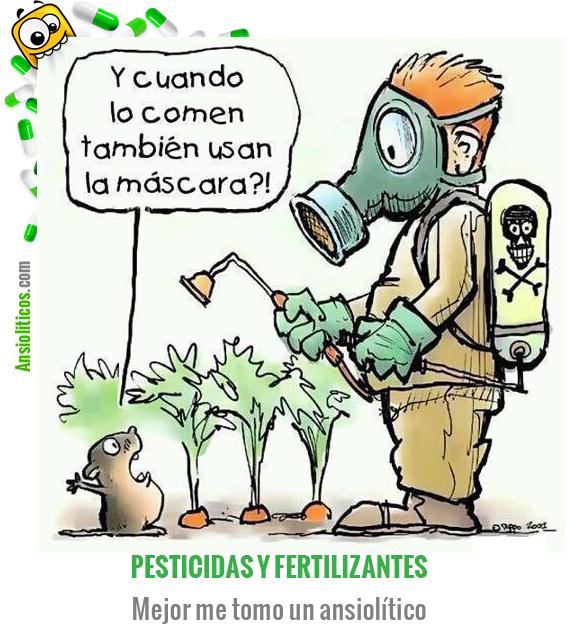 Chiste de Pesticidas y Fertilizantes