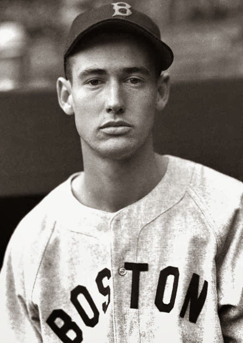 Young Ted Williams