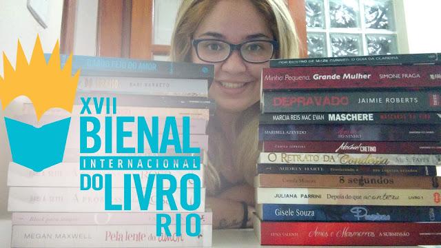 [Evento] Bienal do livro - Rio 2015