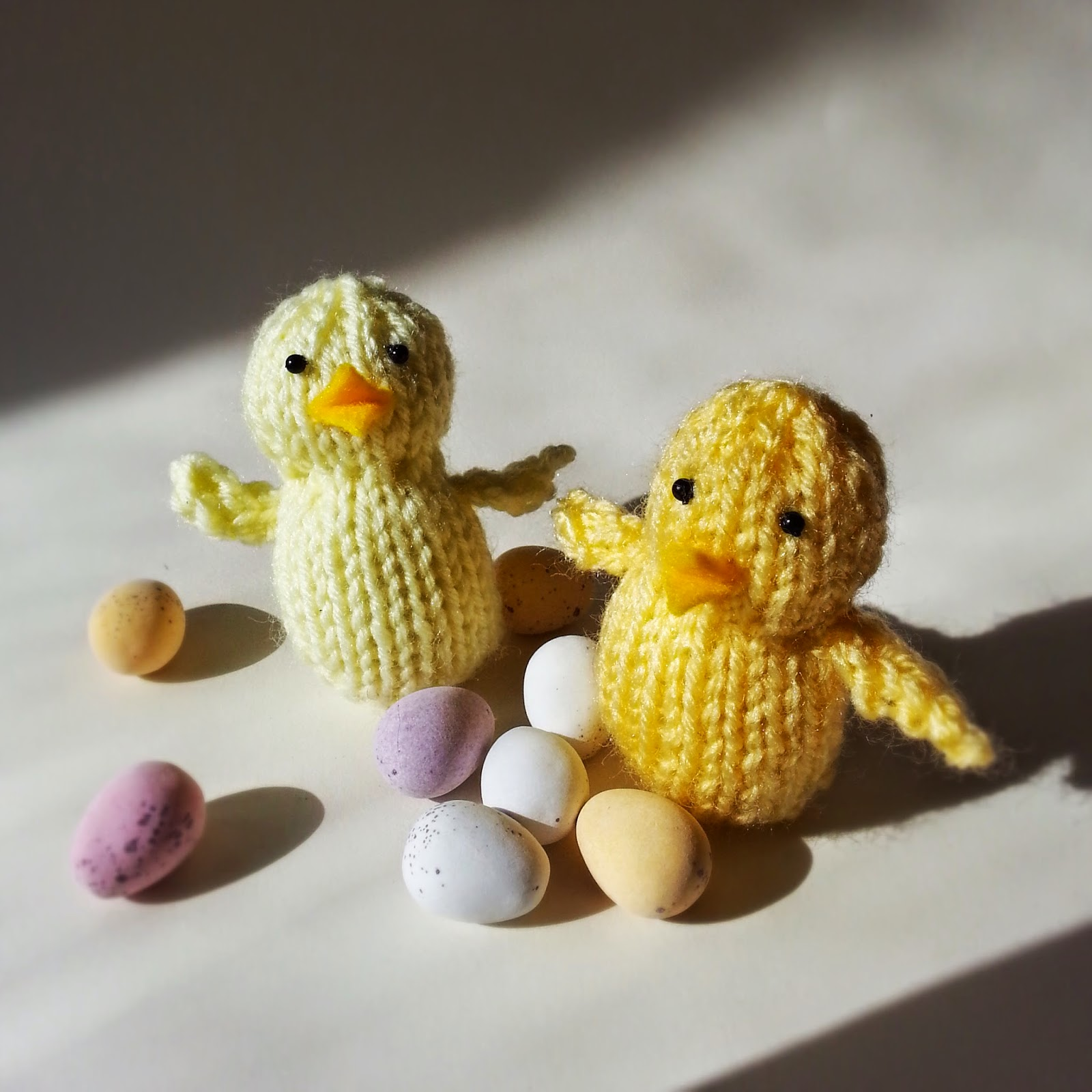 easter chick pattern - photo #30
