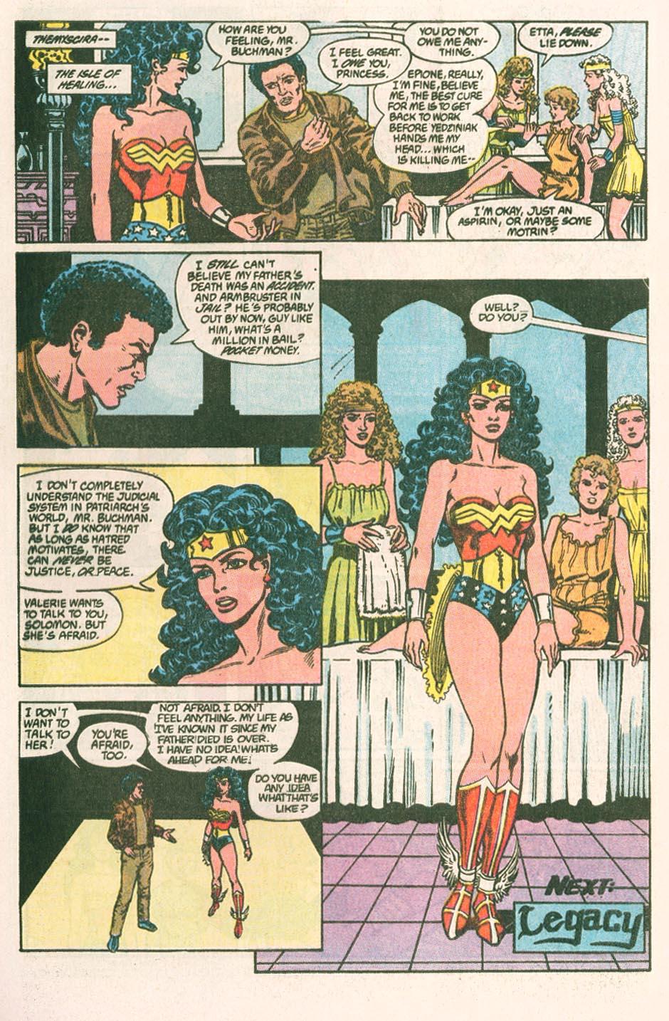 Read online Wonder Woman (1987) comic -  Issue #44 - 24