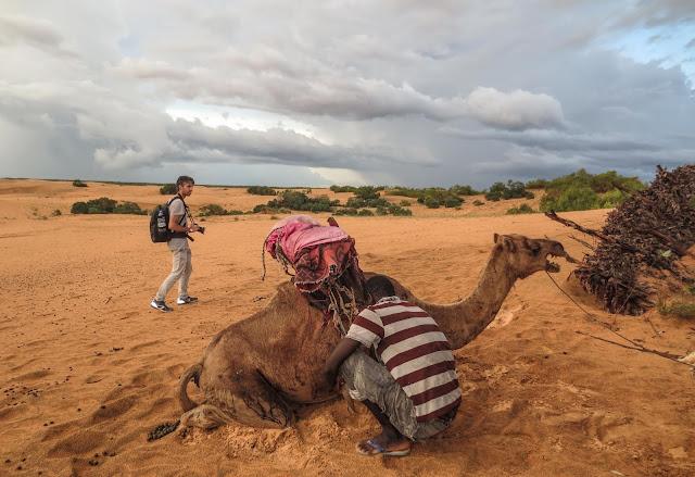 désert de Lompoul,