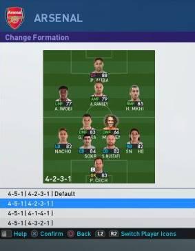 Formasi 4-5-1 : formasi, 4-5-1, Tricks, Formation, Tactics, [Most, Powerful], Gameverest