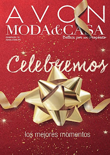 Catalogo Avon MODA y CASA Campaña 19 Diciembre 2016