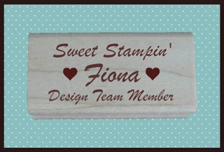 I Design for Sweet Stampin