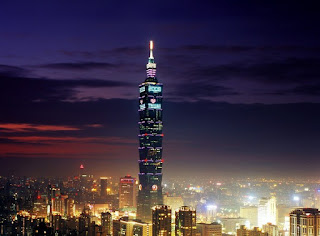 Taiwan Menara Taipei