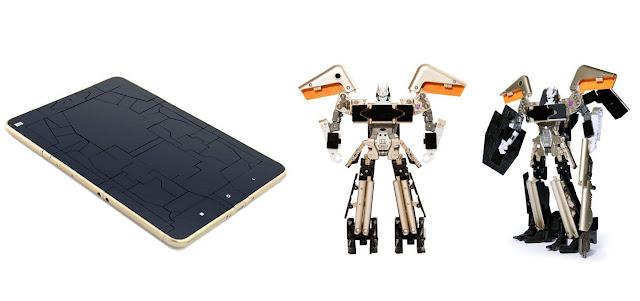 Xiaomi da a conocer una 'tablet' que se convierte en un Transformer