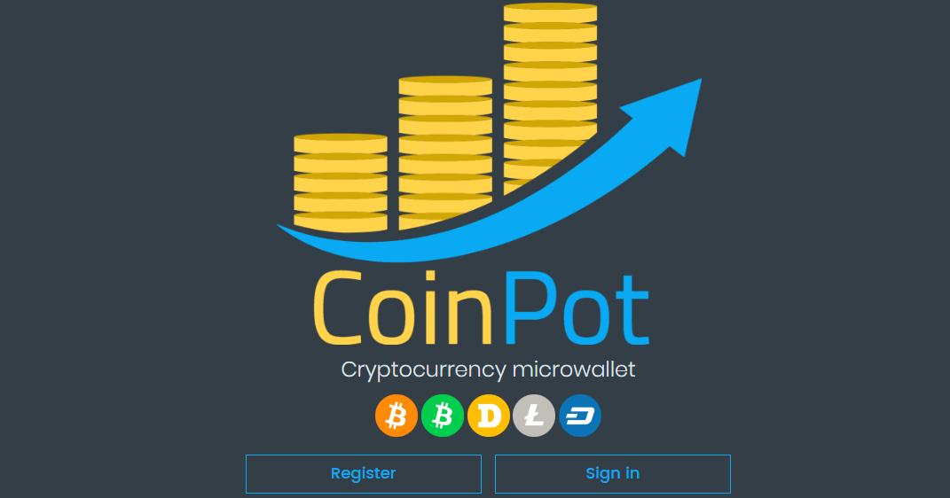 Faucet bitcoin coinpot