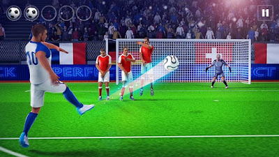 Perfect Soccer Free Kick 3D apk