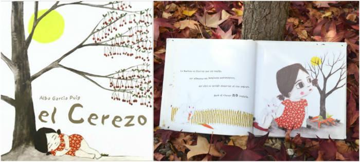 cuentos infantiles inpiracion filosofia educacion montessori el cerezo alba garcia puig