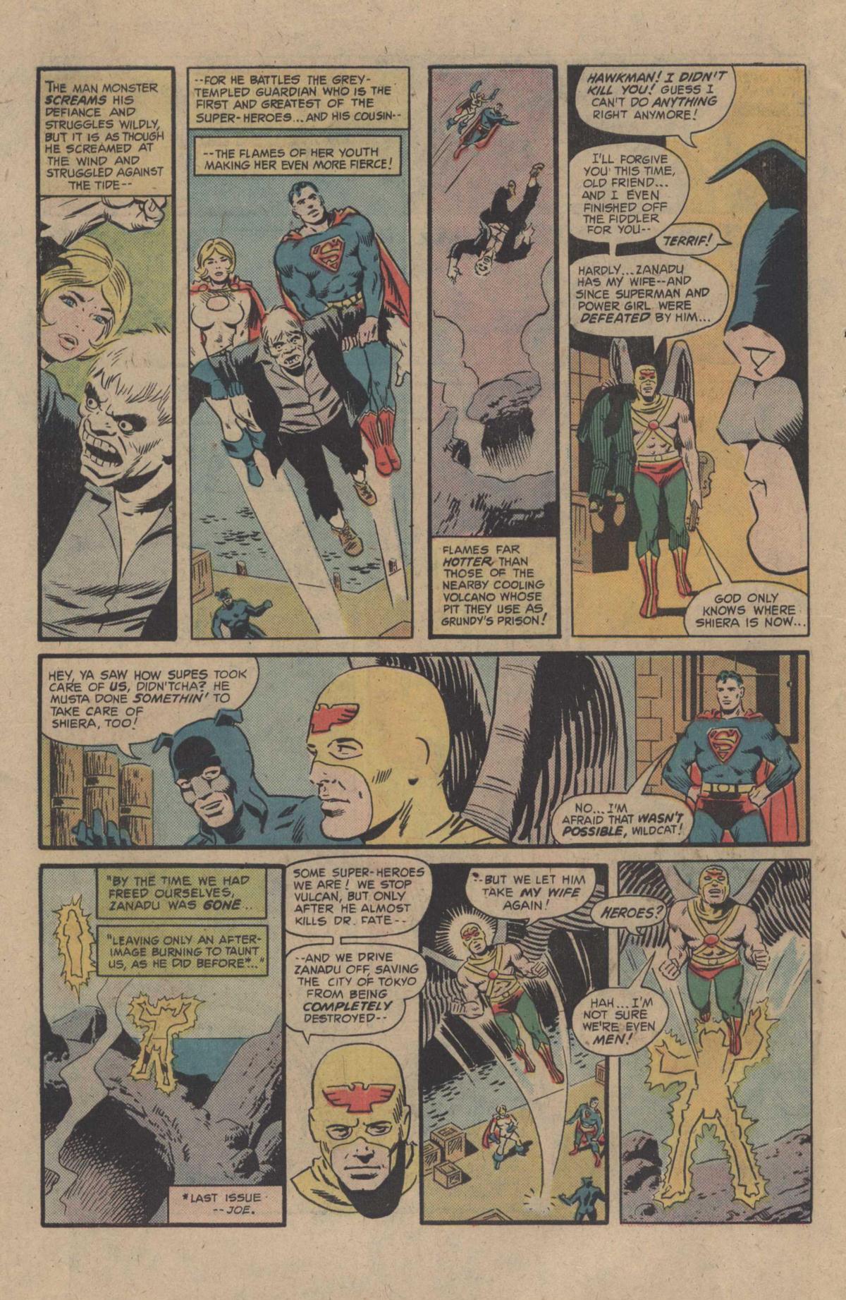 Read online All-Star Comics comic -  Issue #63 - 10