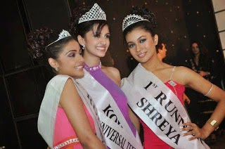 Koyal Rana - Femina Miss India World 2014 Photos Collection