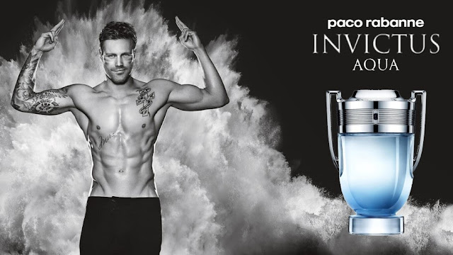 Invictus Aqua by Paco Rabbane