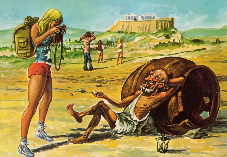 American Bolingbroke Diogenes Of Sinope Meet Gwf Hegel