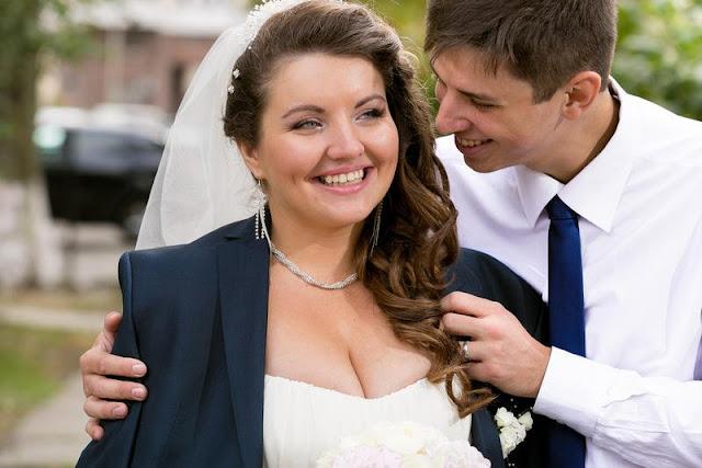 الزواج بامرأة سمينة يضمن السعادة إلى الأبد