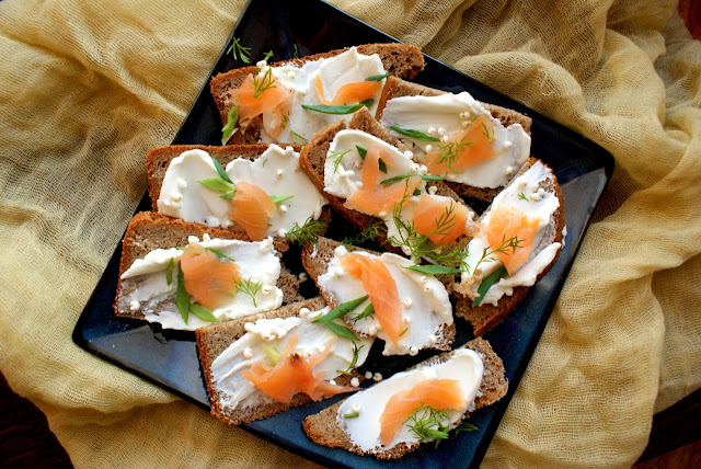 suempol, łosoś wędzony, przystawki, katarzyna franiszyn-luciano, z kuchni do kuchni,dobre jedzenie, fit jedzenie, domowy chleb