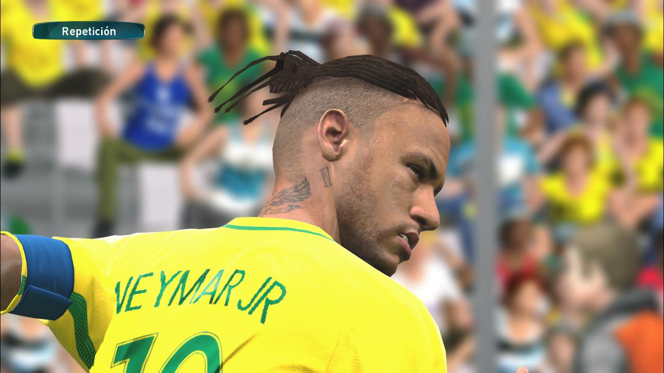 Neymar Jr New Hairstyle Best Wallpaper Omundodelua