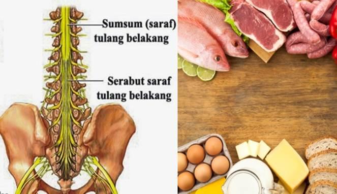 4 Makanan Ini Baik Untuk Kesehatan Tulang Sumsum Kamu