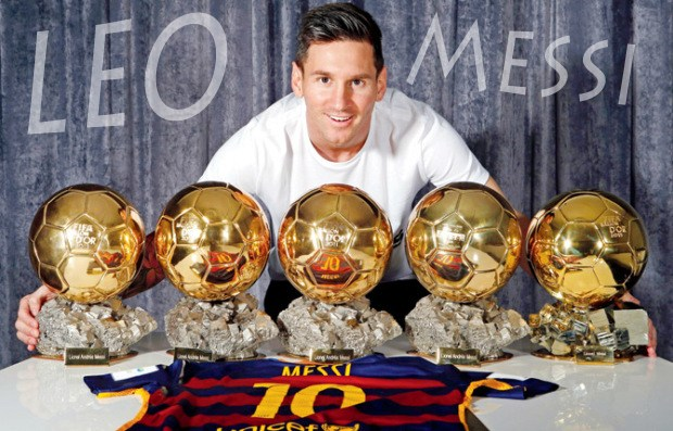 All Awards Won by Lionel Messi Since He Started His Career