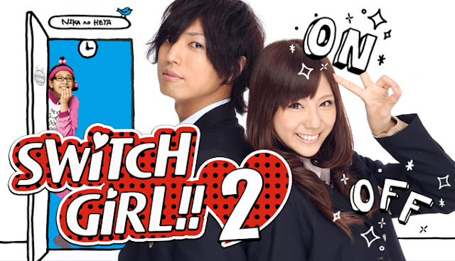 Switch Girl!! Season 2 Sub Indo