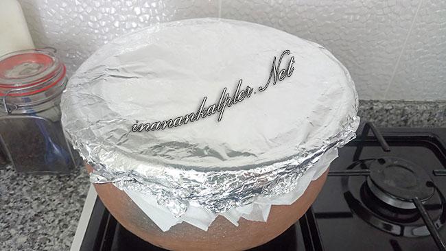 Güveç Tenceresinde Tavuklu Nohut Yahnisi Nasıl Pişirilir - www.inanankalpler.net