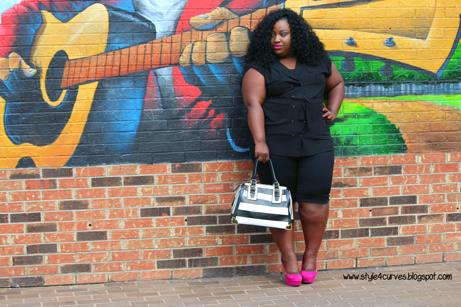 Style 4 Curves For The Curvy Confident Woman Ms Mary Mack