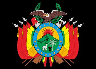 Escudo de Bolivia del Estado Plurinacional de Bolivia Logo Vector