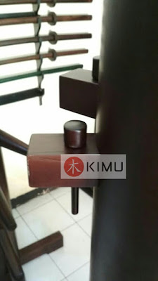 KIMU Dark Dragon Wooden Dummy / Mok Yan Jong (Single)