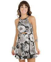 Dea'TwilightZone - vestido da C&A