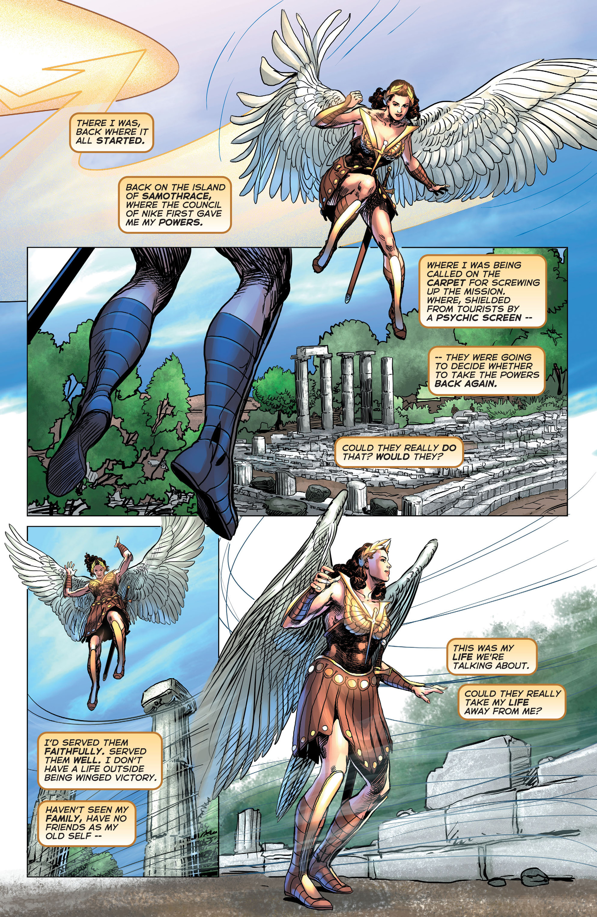 Read online Astro City comic -  Issue #10 - 8