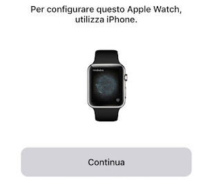Associa Watch iPhone
