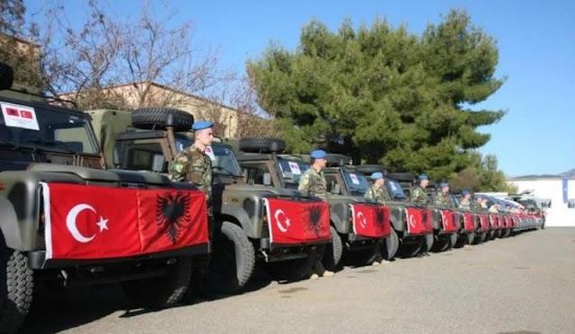 Σε πλήρη εξέλιξη το σχέδιο της Τουρκίας για περικύκλωση της Ελλάδας-Τουρκοποιείται ο αλβανικός στρατός