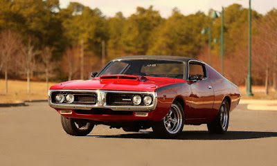 1971 Dodge Charger Sport Coupe Legendary Muscle Car