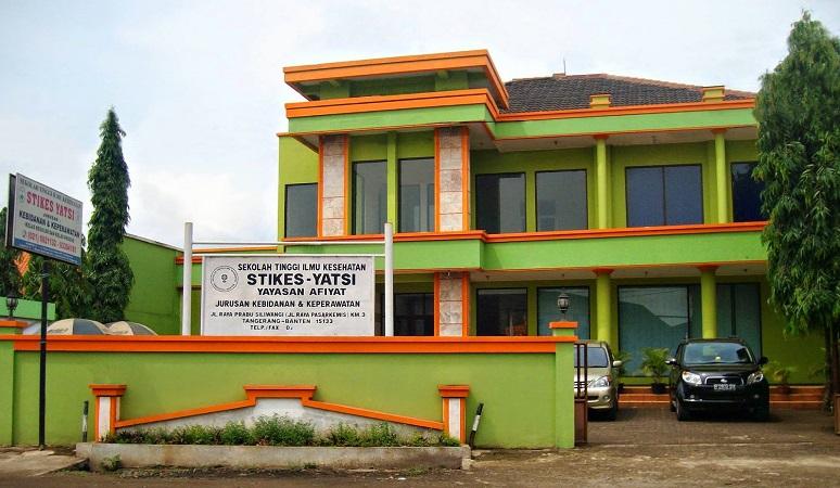 PENERIMAAN MAHASISWA BARU (STIKES YATSI) 2018-2019 SEKOLAH TINGGI ILMU KESEHATAN YATSI