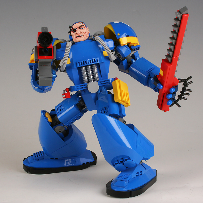 super punch lego ultramarine