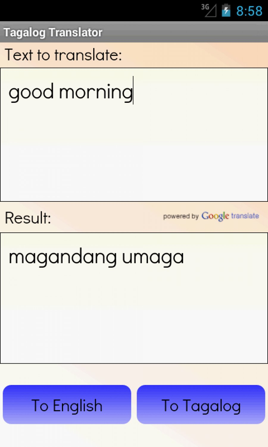 Tagalog English Translator Apk For Android - Approm.org