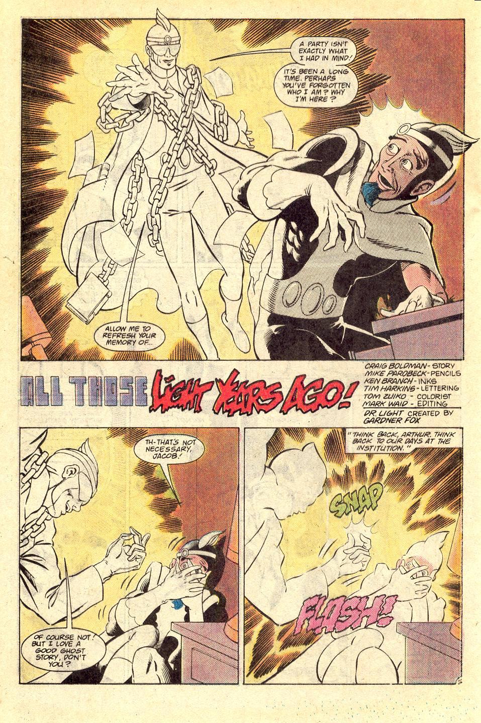 Read online Secret Origins (1986) comic -  Issue #37 - 24