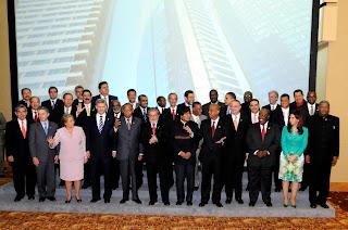 Sueldos de los presidentes de América Latina y de los Estados Unidos