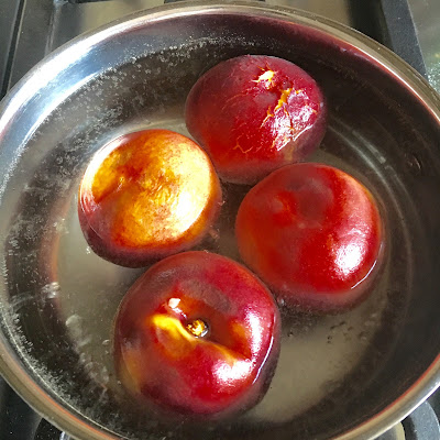 Peach and Raspberry Crumble Recipe
