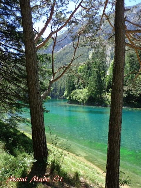 Grüner See in der Steiermark/Österreich - Green Lake in Styria/Austria