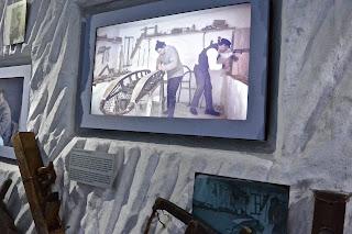 Oslo Films, photographies de la vie à bord du Fram au Pôle Frammuseet