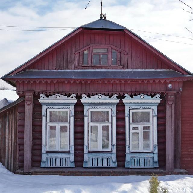иваново деревянные дома
