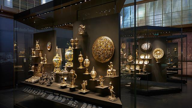 Horários de visita ao Museu Britânico
