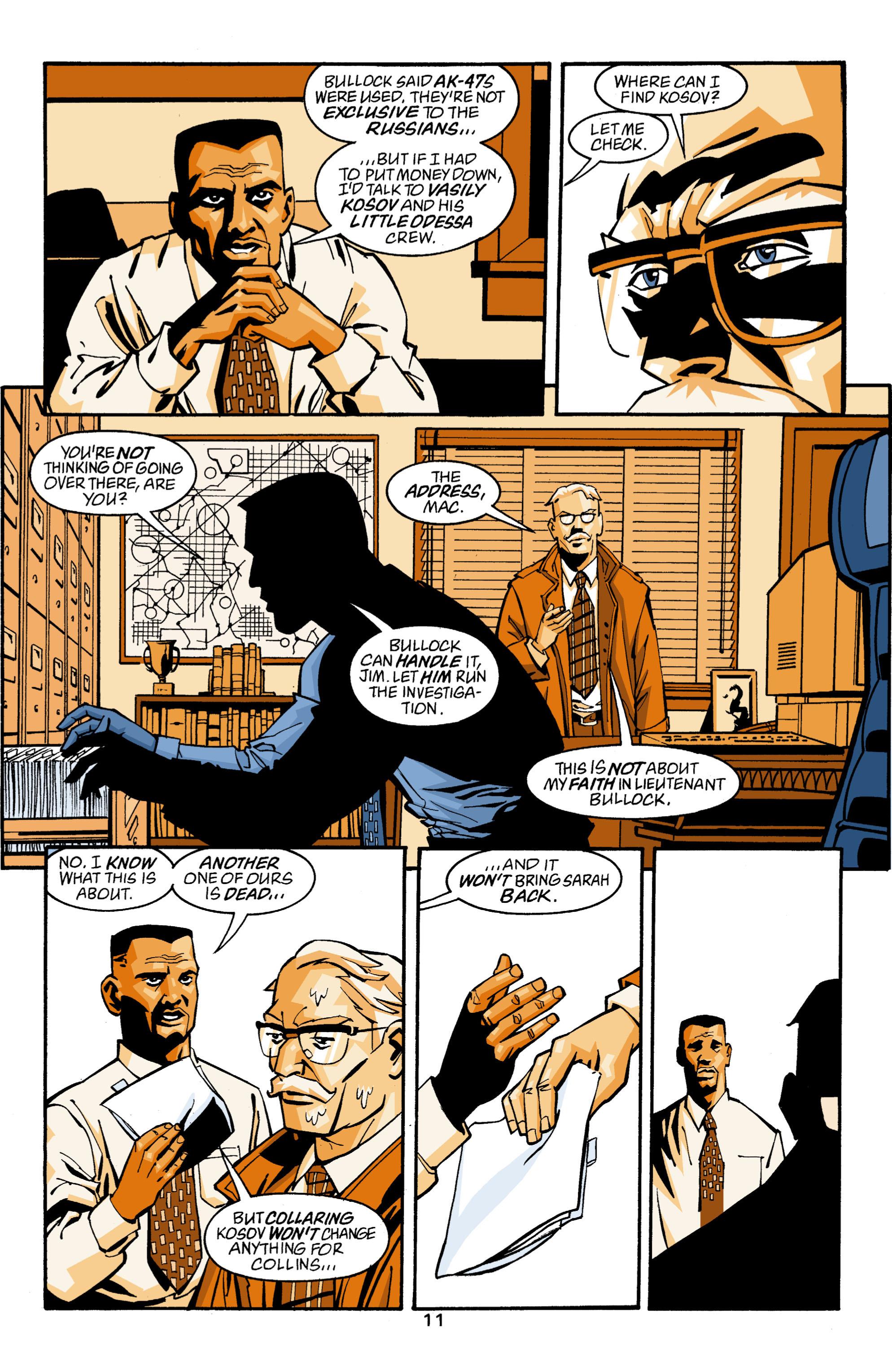 Detective Comics (1937) 742 Page 11