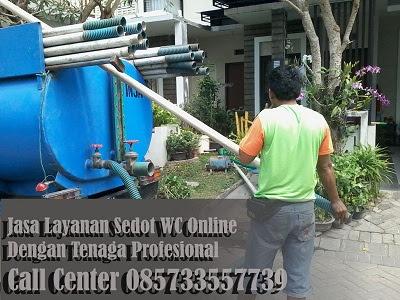 Jasa Tinja dan Sedot WC Mayjen Sungkono Surabaya