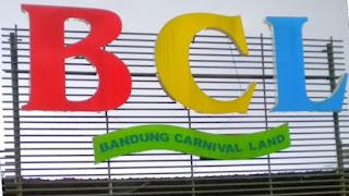 Harga Tiket Masuk Bandung Carnival Land (BCL)