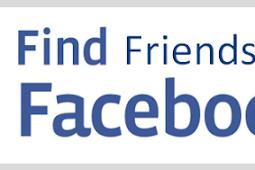 Find My Friends On Facebook