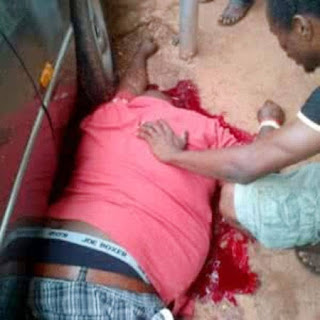 Eiye vs Aye War: Cultists behead man in Edo