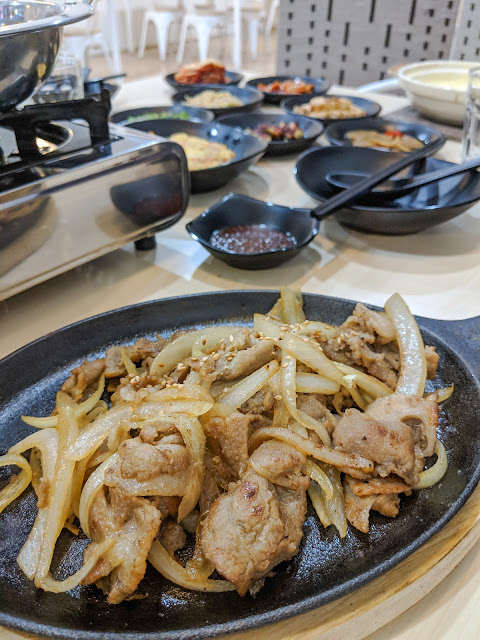 Hanna Korean Restaurant Mount Austin JB, 新山韩食料理
